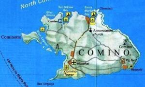 comino map cmpr