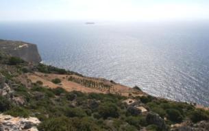 dingli cliffs 0384