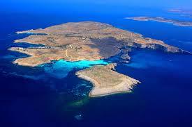 blue lagoon aerial
