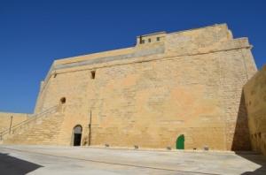Fort St-Elme, Cavalier datant de 1554